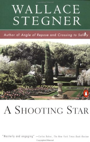 A shooting star / Wallace Stegner