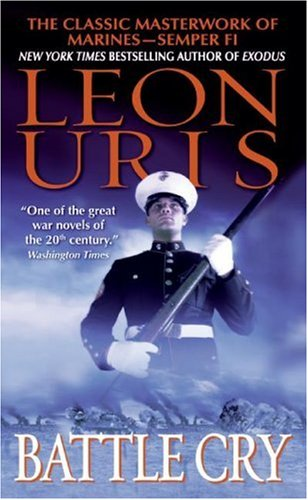 Battle cry - A PANTHER BOOK # / Leon Uris