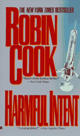 Harmful intent / Robin Cook