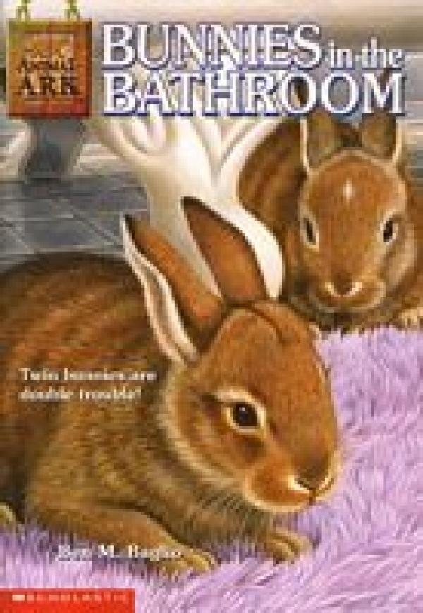 Bunnies in the bathroom - HODDER CHILDREN'S BOOKS # / Lucy Daniels