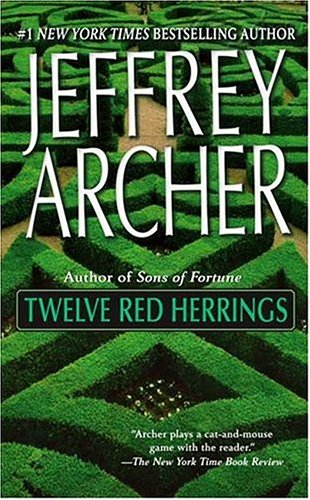 Twelve red herrings - HARPER PAPERBACKS # - Jeffrey Archer
