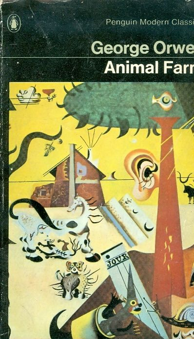 Animal farm - A FAIRY STORY - PENGUIN MODERN CLASSICS # - George Orwell
