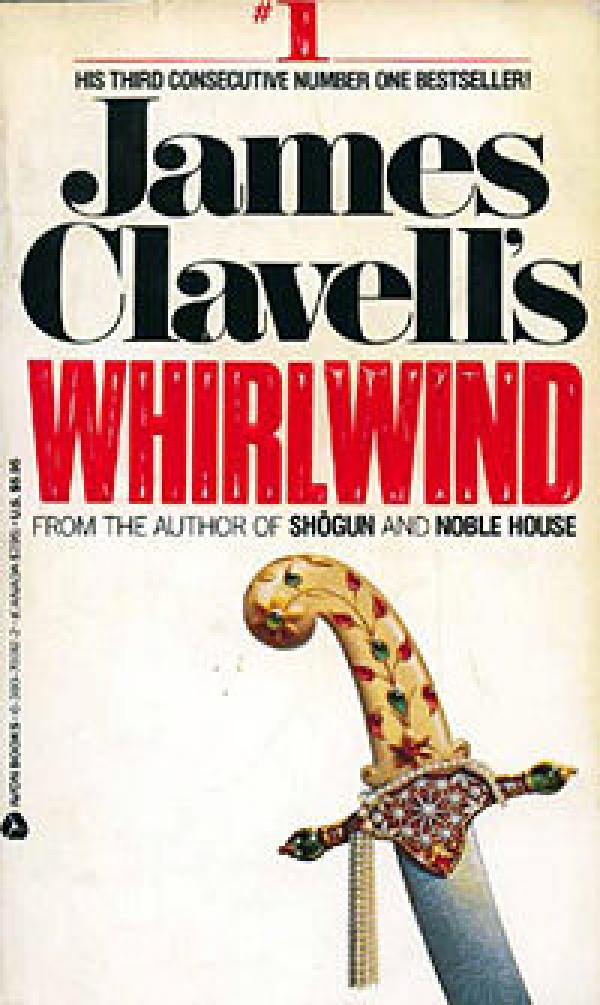 Whirlwind / James Clavell