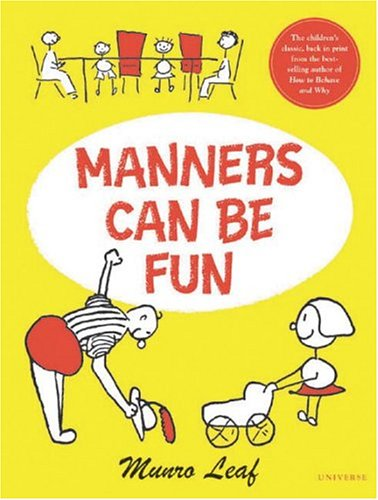 Manners can be fun / Munro Leaf