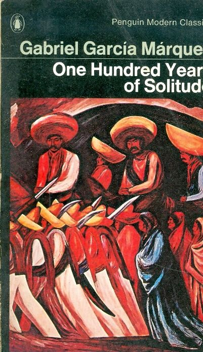 One hundred years of solitude - PENGUIN MODERN CLASSICS # / Gabriel Garcia Marquez