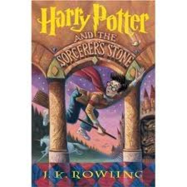 Harry potter and the sorcerer's stone - 1 ; HARRY POTTER # / J K Rowling
