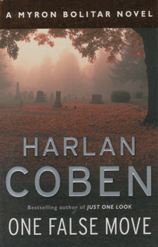 One false move - harlen coben