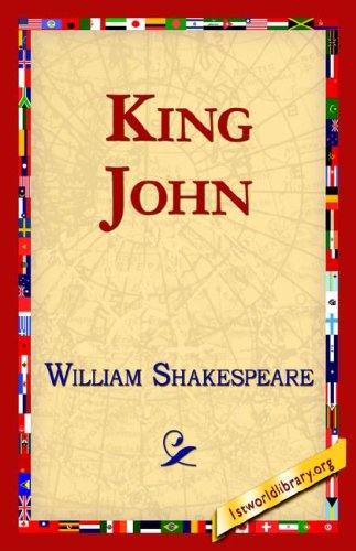 King john - SHAKESPEARE'S PLAYS # - William Shakespeare