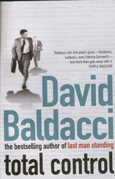 Total control / David Baldacci