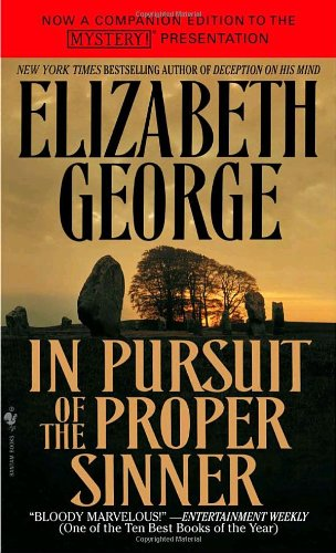 In pursuit of the proper sinner / Elizabeth George