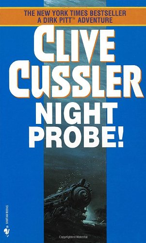 Night probe! / Clive Cussler
