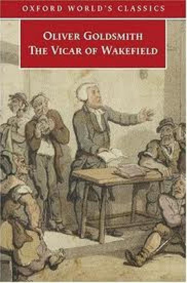 The Vicar of Wakefield / Oliver Goldsmith