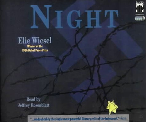 the holocaust in the novel night by elie wiesel