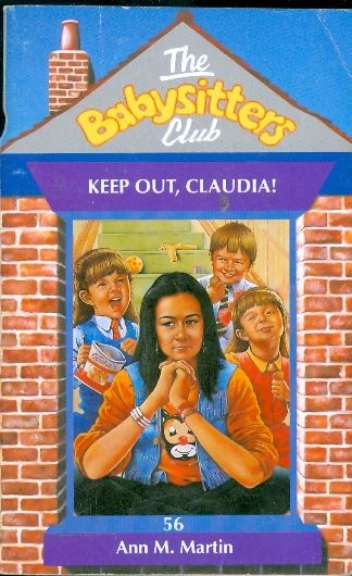 the babysitters club keep out claudia - ann m martin
