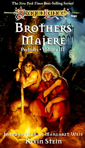 The Brothers Majere (Dragonlance: Preludes, Book 3) / Kevin Stein