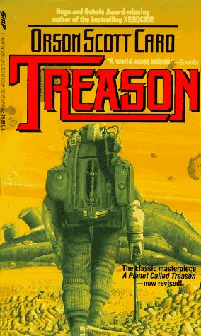 Treason / Orson Scott Card