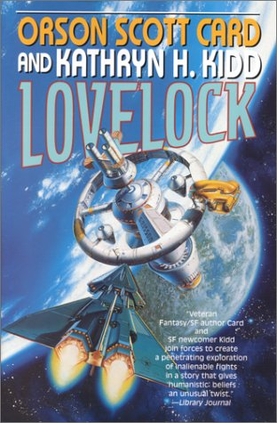 Lovelock (The Mayflower Trilogy Book 1) / Orson Scott Card
