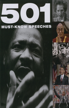 501 must-know speeches -