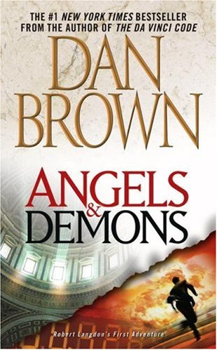 Angels&Demons by Dan Brown,English,2006 - Dan Brown