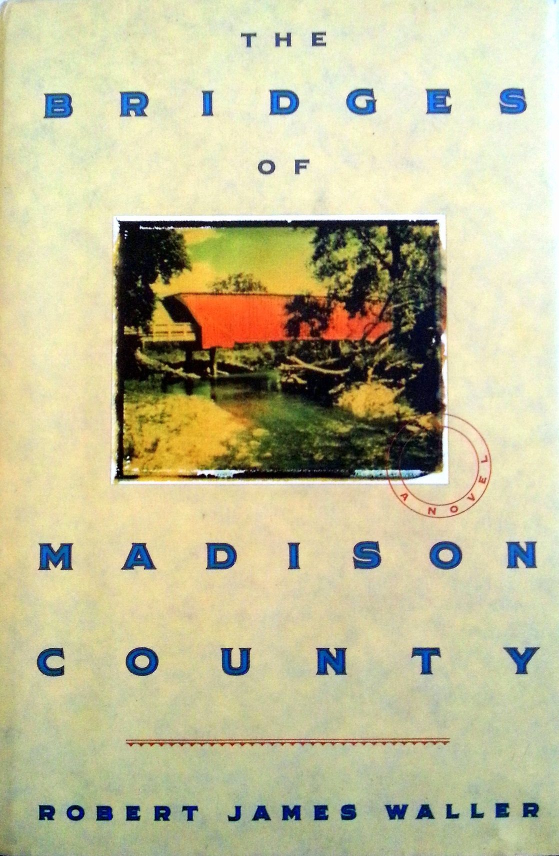 The bridges of madison county - A MANDARIN PAPERBACK # - Robert James Waller