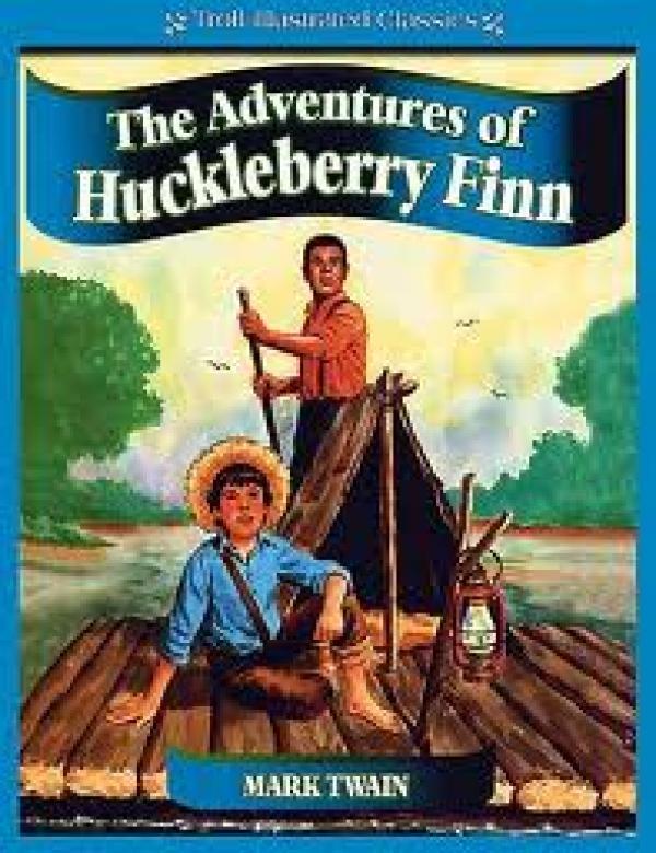 huckelberry finn by mark twain essay