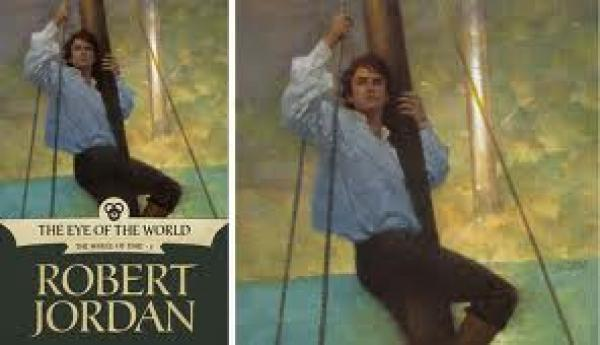 The Eye Of The World : Book One Of The Wheel Of T Ime - Robert Jordan