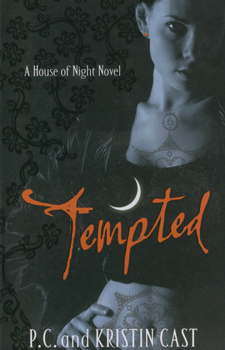 Tempted:house of night book 6 - Pccast And