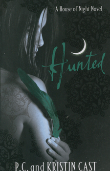 Hunted:house of night book 5 - Pccast And