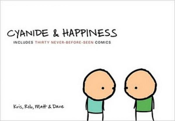 Cyanide and Happiness - Kris Wilson