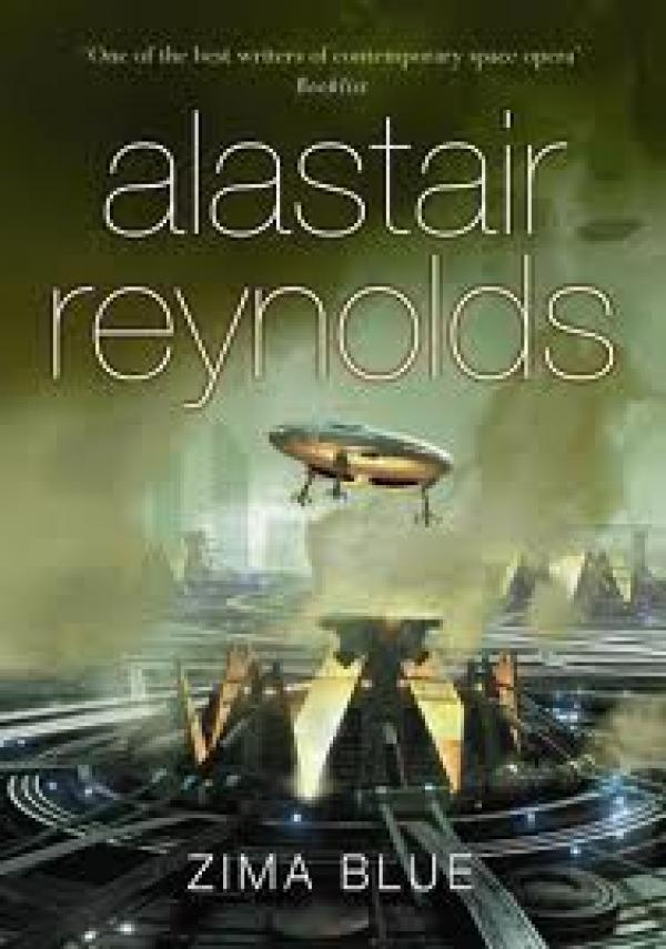Zima Blue and Other Stories / Alastair Reynolds