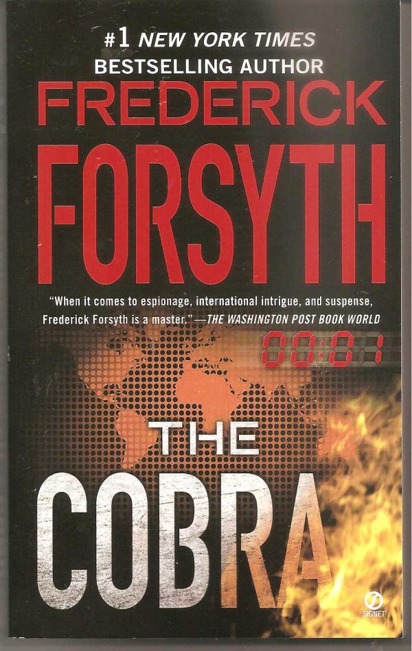 The Cobra - Fredrick Forsyth