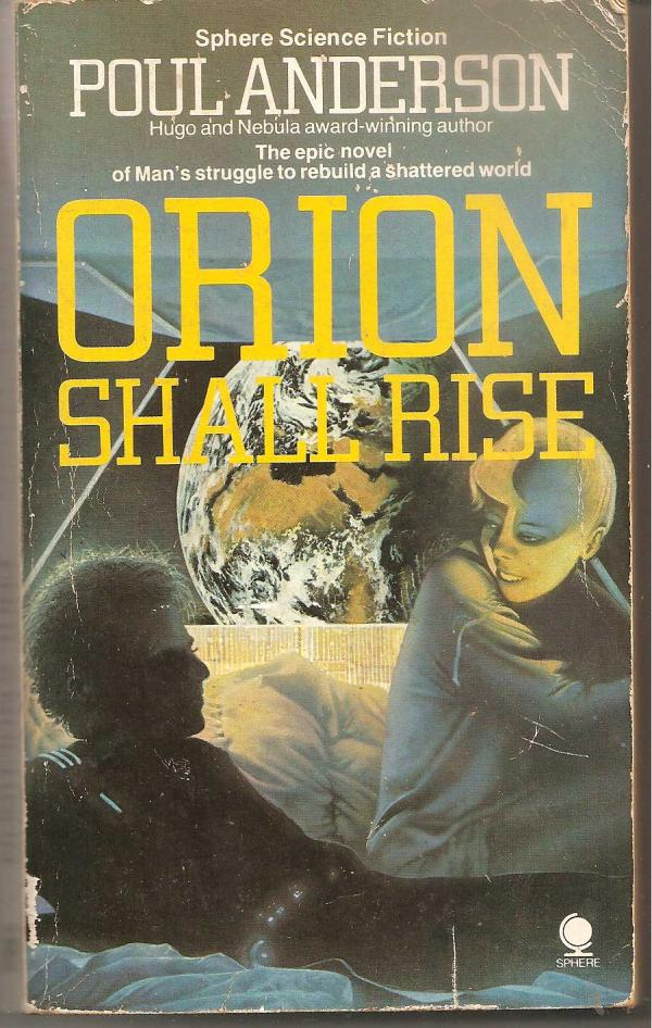 Orion shall rise - Paul Anderson