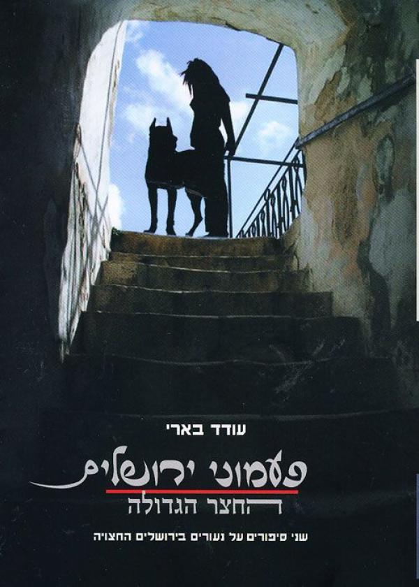 פעמוני ירושלים | החצר הגדולה - שני סיפורים על נעורים בירושלים החצויה - עודד בארי