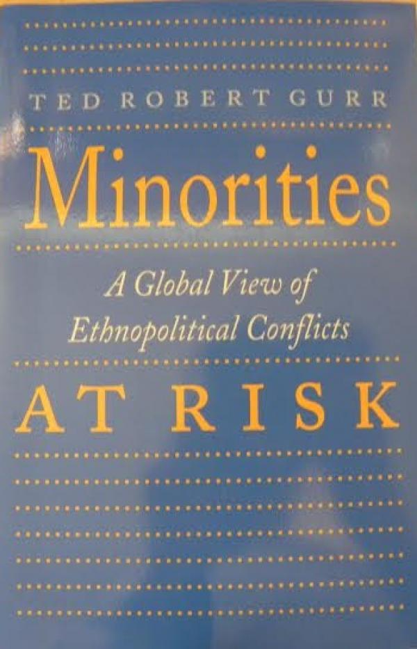 MINORRITIES AT RISK / TED ROBERT GURR