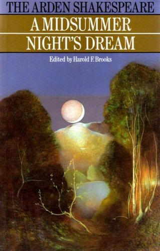"""Midsummer Night's Dream"" (Arden Shakespeare) - William Shakespeare"