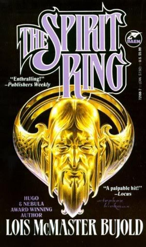 The Spirit Ring - Lois McMaster Bujold