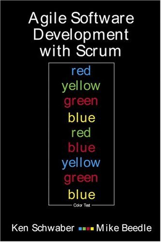 Agile Software Development with Scrum (Series in Agile Software Development) / Ken Schwaber