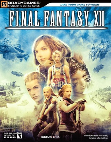 Final Fantasy XII Signature Series Guide / BradyGames