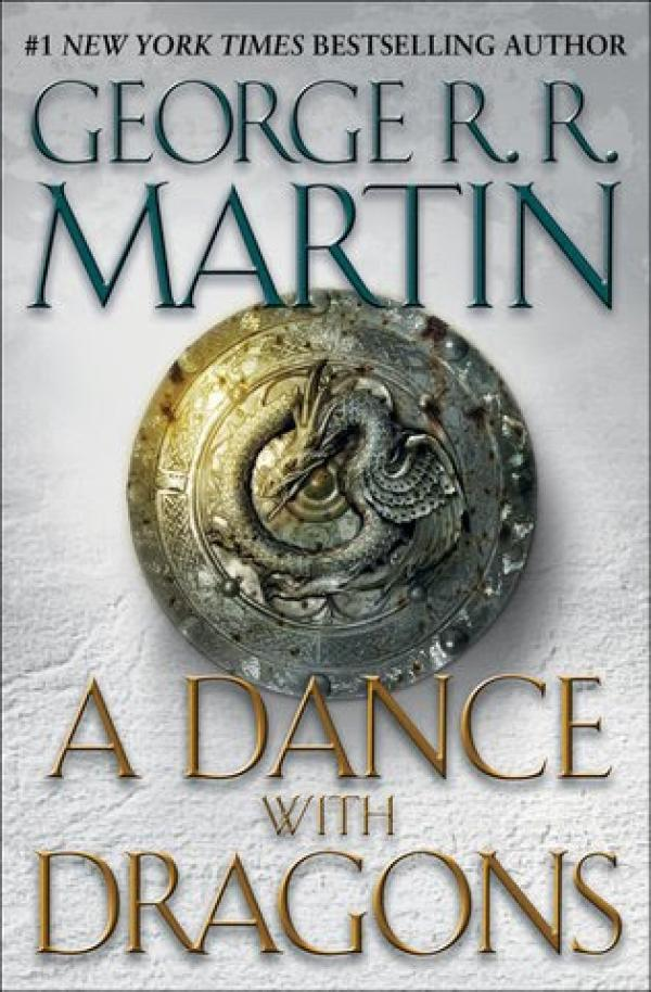 A Dance With Dragons - A Song of Ice and Fire #5 - George R.R. Martin