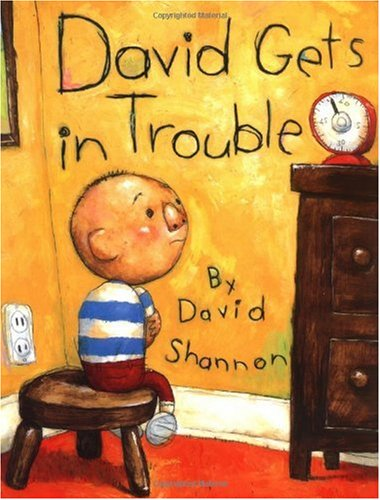 David Gets in Trouble / David Shannon