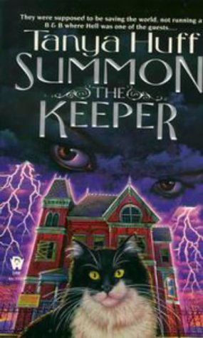 Summon the Keeper: The Keeper's Chronicles #1 - Tanya Huff