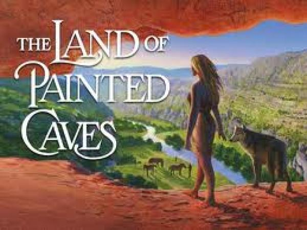 The Land Of Painted Caves Earths Children / Jean Auel