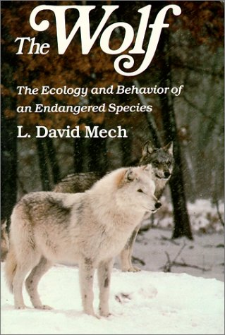 "Wolf: The Ecology and Behavior of an Endangered Species <g:plusone href=""http://www.books-by-isbn.com/0-8166/0816610266-The-Wolf-The-Ecology-and-Behavior-of-an-Endangered-Species-0-8166-1026-6.html"" count=""false""></g:plusone> /"