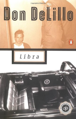 "Libra (Contemporary American Fiction) <g:plusone href=""http://www.books-by-isbn.com/0-14/0140156046-Libra-Don-DeLillo-0-14-015604-6.html"" count=""false""></g:plusone> / Don DeLillo"