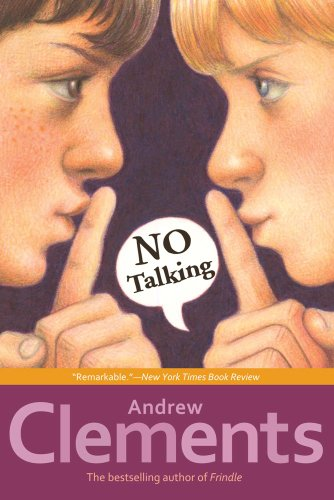 No Talking / Andrew Clements