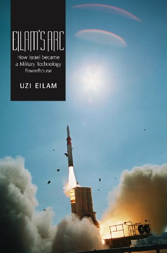 "Eilam's Arc: How Israel Became a Military Technology Powerhouse <g:plusone href=""http://www.books-by-isbn.com/1-84519/1845194624-Eilam-s-Arc-How-Israel-Became-a-Military-Technology-Powerhouse-1-84519-462-4.html"" count=""false""></g:plusone> /"