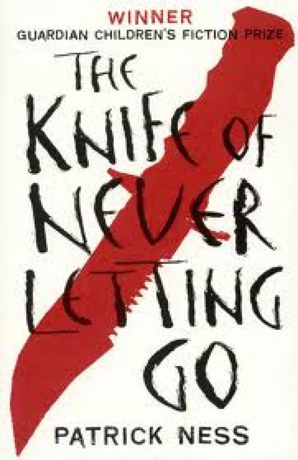 The Knife Of Never Letting Go;1 - Patrick Ness