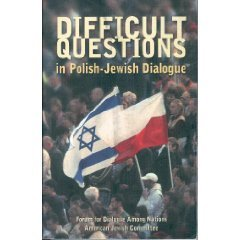 "Difficult Questions in Polish-Jewish Dialogue <g:plusone href=""http://www.books-by-isbn.com/83-89763/8389763958-Difficult-Questions-in-Polish-Jewish-Dialogue-83-89763-95-8.html"" count=""false""></g:plusone> / Jacek Santorski"