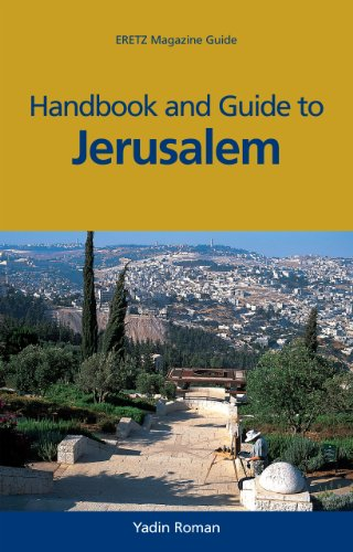 "Jerusalem. Handbook and Guide <g:plusone href=""http://www.books-by-isbn.com/965-90797/965907977X-Jerusalem.-Handbook-and-Guide-Yadin-Roman-965-90797-7-X.html"" count=""false""></g:plusone> / Yadin Roman"