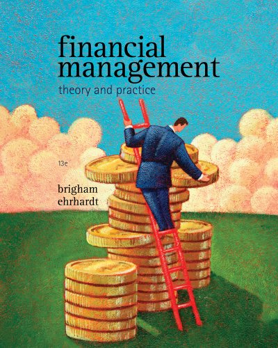 "Study Guide for Brigham/Ehrhardt's Financial Management: Theory & Practice <g:plusone href=""http://www.books-by-isbn.com/0-538/0538746629-Study-Guide-for-Brigham-Ehrhardt-s-Financial-Management-Theory-amp-Practice-0-538-74662-9.html"" count=""false / Eugene F. Brigham"